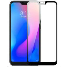 Защитное стекло / пленка 3D Xiaomi Mi A2 lite / 6 Pro Frame Full Glue (черное)
