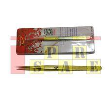 Пинцет ESD металлический 11см, с прямыми концами (ly-11)