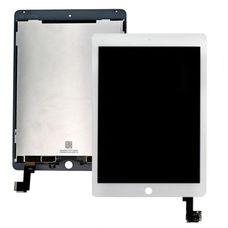 Дисплей iPad 6 Air 2 (в сборе, модуль) тачскрин + дисплей (белый)