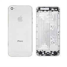 Задняя крышка (корпус) iPhone 5 ОРИГИНАЛ (белая)