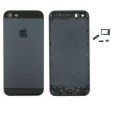 Задняя крышка (корпус) iPhone 5 ОРИГИНАЛ (черная)