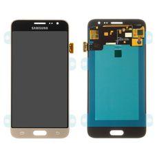 Дисплей Samsung Galaxy J3 J320 Золотой OLED ORIGINAL