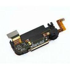 Звонок iPhone 3Gs (buzzer) антенна+микрофон черный