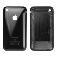 Задняя крышка iPhone 3Gs черная