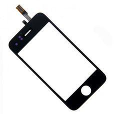Тачскрин iPhone 3Gs черный