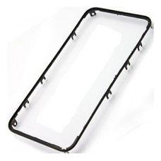 Рамка для дисплей iPhone 4 (для модуля) черная