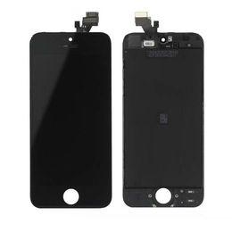Дисплей iPhone 5 черный