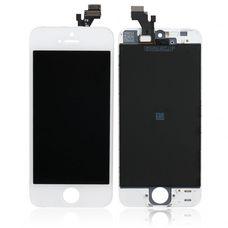 Дисплей iPhone 5 белый  (в сборе, модуль)