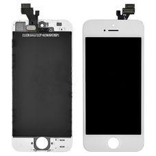 Дисплей iPhone 5 белый ОРИГИНАЛ (в сборе, модуль)