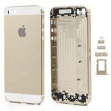 Корпус iPhone 5 в стиле iPhone 5S золотой