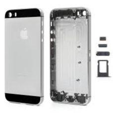 Корпус iPhone 5 в стиле iPhone 5S серый / черный