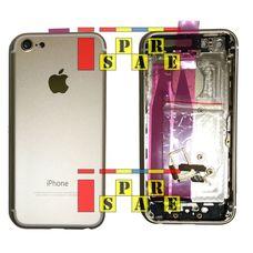 Корпус iPhone 5S в стиле iPhone 7 золотой