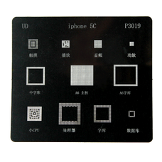 Трафарет BGA iPhone 5C