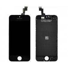 Дисплей iPhone 5SE черный ОРИГИНАЛ (в сборе, модуль)