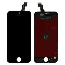 Дисплей iPhone 5SE черный