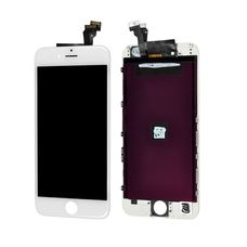 Дисплей iPhone 6 белый  (в сборе, модуль)