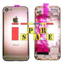 Корпус iPhone 5 в стиле iPhone 6 золотой