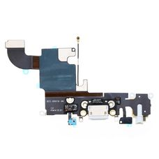Разъем зарядки iPhone 6S белый