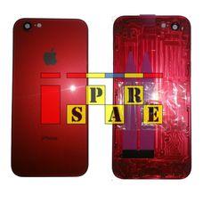 Корпус iPhone 6 под iPhone 8 красный