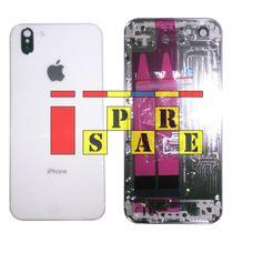 Корпус iPhone 6S под iPhone 8 белый / серебро