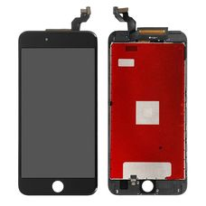 Дисплей iPhone 6S Plus черный (в сборе, модуль)