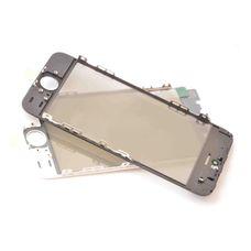 Стекло + рамка + пленка OCA iPhone 7 Plus черное