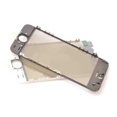 Стекло + рамка + пленка OCA iPhone 6 черное