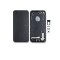 Задняя крышка iPhone 7 Plus корпус черный МАТОВЫЙ