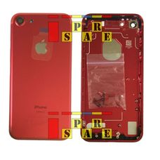 Задняя крышка iPhone 7 корпус красный