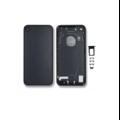 Задняя крышка (корпус) iPhone 7 ОРИГИНАЛ черный МАТОВЫЙ