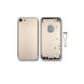 Задняя крышка iPhone 7 корпус золотой