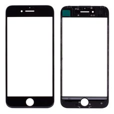 Стекло + рамка + пленка OCA iPhone 7 черное