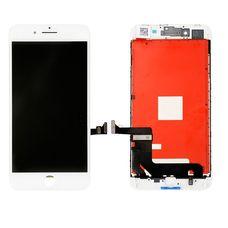 Дисплей iPhone 8 Plus белый (экран+тачскрин, сенсорное стело)