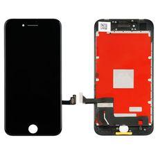Дисплей iPhone 8 черный (экран+тачскрин, сенсорное стело)