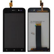 Дисплей ASUS Zenfone Go ZB450KL Черный (экран + тачскрин, стекло)