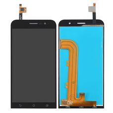 Дисплей ASUS Zenfone Go ZB500KL Черный (экран + тачскрин, стекло)
