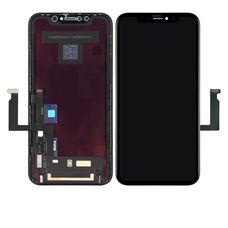 Дисплей iPhone XR черный (экран, модуль)