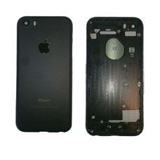 Корпус iPhone 5S в стиле iPhone 7 черный /серый