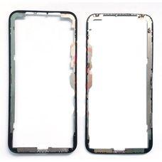 Рамка под дисплей iPhone X (для модуля) черная