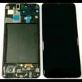 Дисплей Samsung Galaxy A50 SM-A505 Черный ОРИГИНАЛ (GH82-19204A)