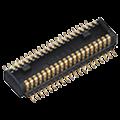 Системный разъем iPhone 6S на плате к шлейфу зарядки (коннектор)