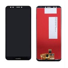 Дисплей Huawei Y7 Prime 2018 (LDN-L21, LDN-TL10) Черный (экран + тачскрин, стекло)