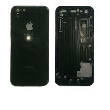 Корпус iPhone 6S под iPhone Х черный / серый