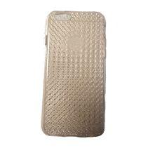 Силиконовый чехол для iPhone 6 6s РОЗОВЫЙ (с узором)