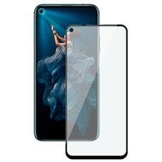 Защитное стекло / пленка 3D Huawei Honor 20  Frame Full Glue (черное)