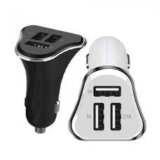 АЗУ iPhone/iPad 3 USB (1A, 1А и 2,1A) Автомобильное зарядное устройство