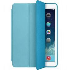 Силиконовый чехол iPad 2/3/4 Smart голубой