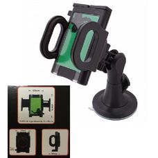 Автомобильный держатель для телефона, смартфона, планшета на присоске 009+