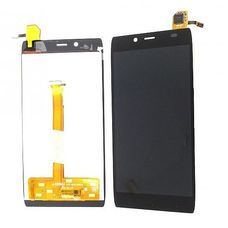 Дисплей Alcatel 6032X IDOL ALPHA черный ОРИГИНАЛ (модуль в сборе)