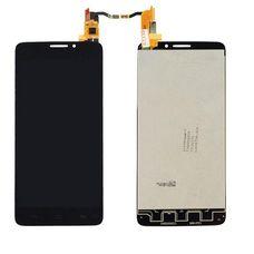 Дисплей Alcatel IDOL X 6040 6040D 6040X Черный ОРИГИНАЛ (модуль в сборе)
